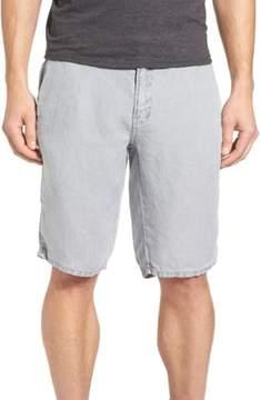 Original Paperbacks Men's 'Havana' Linen Shorts