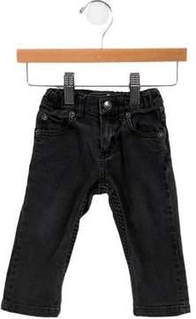 Little Marc Jacobs Girls' Straight-Leg Mid-Rise Jeans