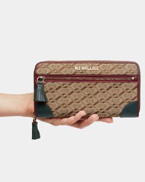 MZ Wallace Tribeca Long Wallet