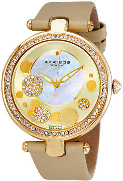 Akribos XXIV Allura Ladies Watch
