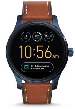 Fossil REFURBISHED Gen 2 Smartwatch - Q Marshal Brown Leather