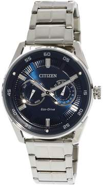Citizen Men's BU4027-88L Silver Stainless-Steel Japanese Quartz Fashion Watch