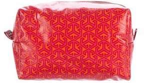 Tory Burch Printed Cosmetic Bag