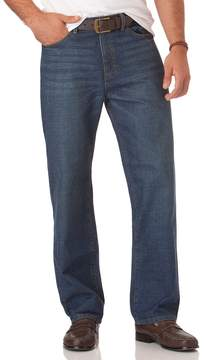 Chaps Men's 5-Pocket Relaxed-Fit Jeans