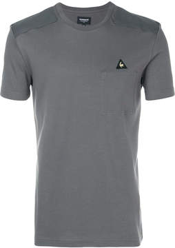 Le Coq Sportif chest pocket T-shirt