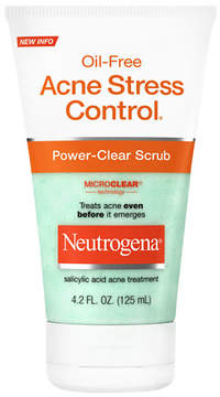 Neutrogena Acne Stress Control Power-Clear Scrub