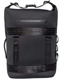 adidas Men's Black Polyester Backpack.