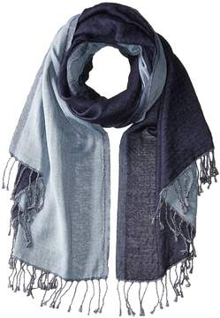 Echo Cambridge Reversible Wrap Scarves