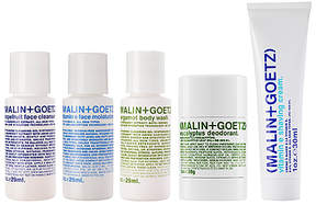 Malin+Goetz Grooming Kit.