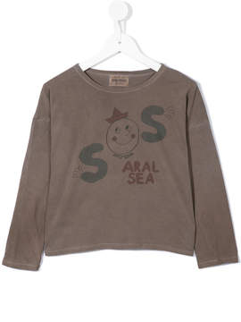 Bobo Choses long sleeve printed T-shirt
