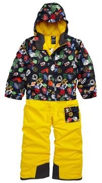 The North Face Toddler Boy's Heatseeker(TM) Insulated Waterproof & Windproof Snowsuit
