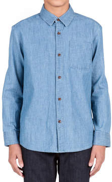 Volcom Hudson Chambray Shirt (Big Boys)