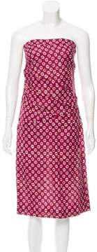 Stella Jean Abstract Print Dress w/ Tags