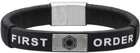 Star Wars FINE JEWELRY Episode VII First Order Leather Bracelet