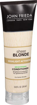 John Frieda Sheer Blonde Highlight Activating Enhancing Conditioner For Darker Blondes