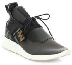 Y-3 Elle Run Lace-Up Sneakers