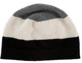 Paul Smith Striped Wool Beanie