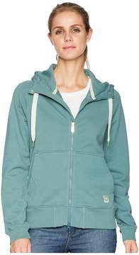 Fjallraven Greenland Zip Hoodie Women's Sweatshirt