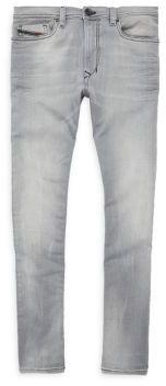 Diesel Boy's Faded Jeans