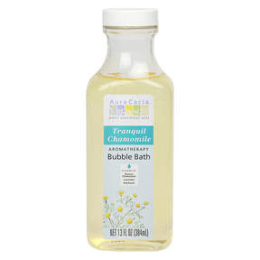 Aura Cacia Tranquil Chamomile Bubble Bath by 13oz Bubble Bath)