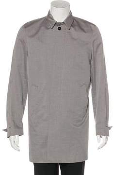 Isaia Wool-Blend Overcoat