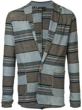 Kolor casual striped jacket