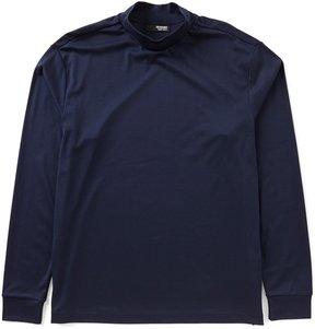 Murano Liquid Luxury Long Sleeve Mock Neck Shirt
