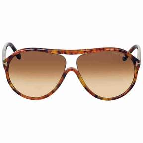 Tom Ford Havana Aviator Sunglasses