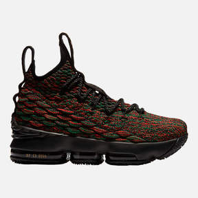 Nike Boys' Grade School LeBron 15 BHM Basketball Shoes