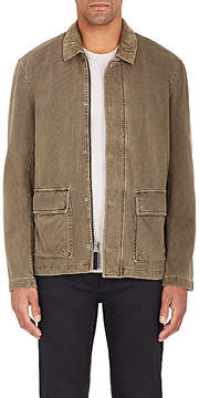 James Perse Men's Cotton Field Jacket