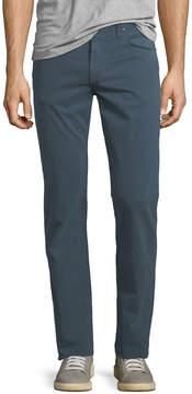 J Brand Men's Kane Straight-Leg Twill Pants