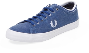 Fred Perry Men's Kendrick Low Top Sneaker