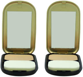 Max Factor Porcelain Facefinity Compact Foundation - Set of Two