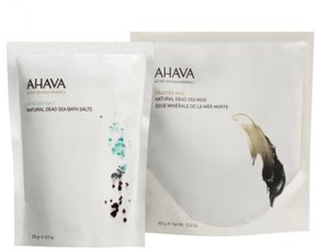 Ahava 'Natural Mud & Salt' Set
