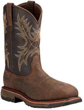 Ariat Men's Workhog Waterproof Composite Toe Boot
