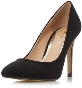 Head Over Heels *Head Over Heels By Dune 'Alice' Black High Heel Shoes
