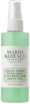 Mario Badescu Facial Spray with Aloe, Cucumber & Green Tea 4 oz.