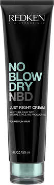 Redken No Blow Dry Just Right Cream For Medium Hair