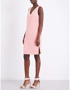 Claudie Pierlot Rapide crepe shift dress