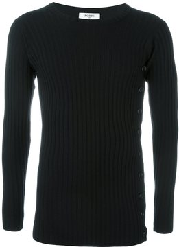 Ports 1961 ribbed knit jumper