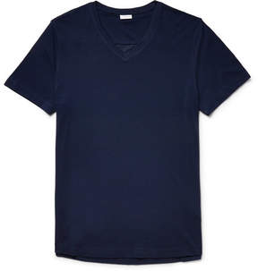 Onia Joey Stretch-Cotton Jersey T-Shirt