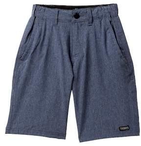 Trunks Surf and Swim CO. Marine Chambray Multifunctional Shorts (Big Boys)