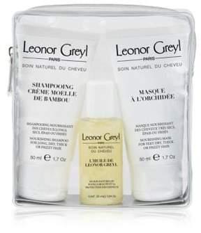 Leonor Greyl Three-Piece Luxury Travel Kit