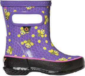Bogs Skipper Bees Rain Boot - Toddler Girls'