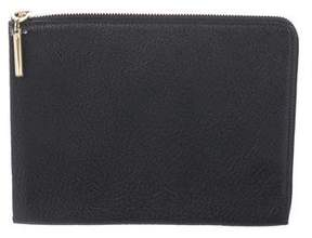 3.1 Phillip Lim Grained Leather Clutch w/ Tags