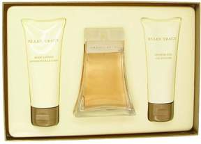 Ellen Tracy Gift Set for Women (3.4 oz Eau De Parfum Spray + 3.4 oz Body Lotion + 3.4 oz Shower Gel)