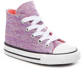 Converse Girls Chuck Taylor All Star Knit Infant & Toddler High