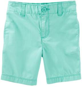 Osh Kosh Oshkosh Bgosh Toddler Boy Flat Front Shorts