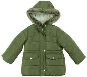 Osh Kosh Oshkosh Bgosh Toddler Girl Heavyweight Puffer Jacket