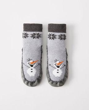 Hanna Andersson Disney Frozen Slipper Moccasins
